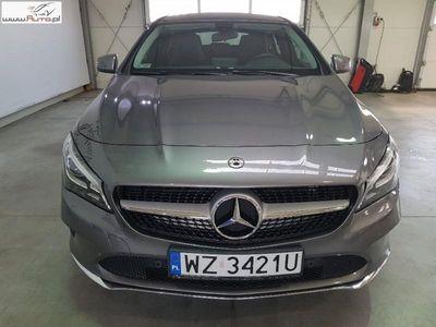 gebraucht Mercedes CLA200 Inny 1.6dm3 156KM 2017r. 19 216km -BENZ, CLA Shooting Brake