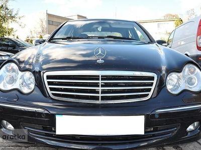 używany Mercedes 200 Klasa C W203*Avantgarde*Kompresor *Parktronic *Navigacja *Skóry *Xenony *Gwa