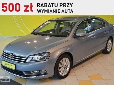 używany VW Passat B7 2012/13, Comfortline, f-a VAT, auto hold, 12 m-cy gwarancji