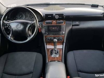 używany Mercedes C220 CDI, 2006r, Zadbany, Okazja!