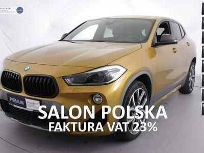 używany BMW X2 2dm 150KM 2018r. 24 890km