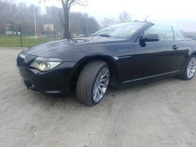 używany BMW 630 Cabriolet