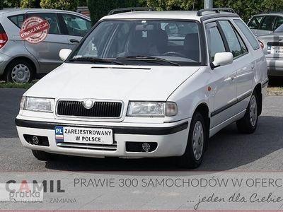 używany Skoda Felicia 1.6 Benzyna 75KM, Polski Salon, II Właściciel, Wspomaganie, Zadbana,