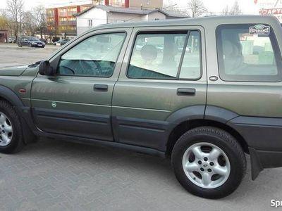 używany Land Rover Freelander 1.8 LPG 4X4 i inne Y