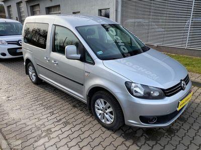 używany VW Caddy III Tdi Klima Serwis Zadbany LIFE 35900 netto-export, Starachowice
