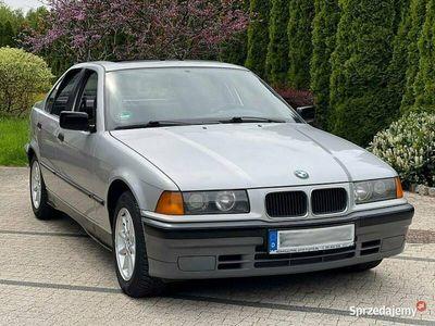 używany BMW 316 316 E36 i Sedan Doskonale Utrzymana Stan Kolekcjonerski Opłacona E36 (1990-1999)