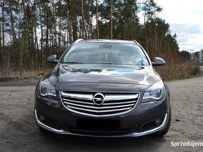 używany Opel Insignia 1.6T