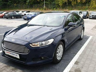 używany Ford Mondeo 2dm 150KM 2016r. 113 489km