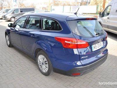 używany Ford Focus 1.5TDCi 95KM Kombi, Trend, Serwis ASO, FVAT23%