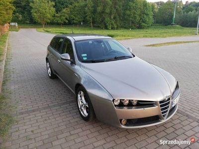używany Alfa Romeo 159 1.9jtd 150km full opcja zarejestrowana