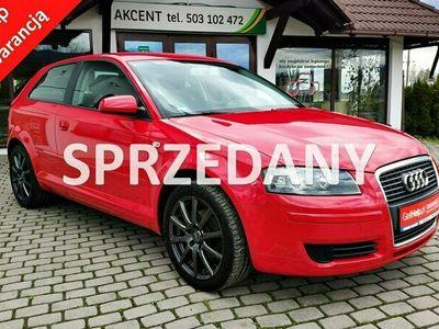 używany Audi A3 Attraction niski przebieg 137 t.km! + 102KM + rok gwarancji GetHelp 8P (2003-2012)