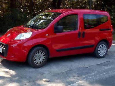 używany Fiat Qubo 1,4 2012r.5osobowy 94600km.garażowany