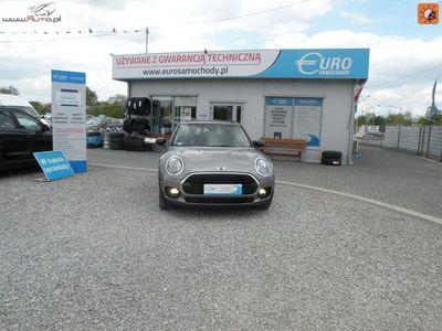 used Mini Clubman 2dm3 150KM 2016r. 68 000km Salon PL Gwa 1 rok F-vat