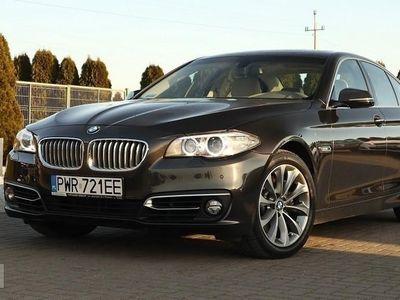 używany BMW 530 SERIA 5 530 xD MODERN X-Drive Navi Skóry Gwarancja 12 m-cy !!!