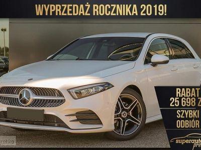 używany Mercedes 200 Klasa A 1.3(163KM) | AMG + PREMIUM | Wyprzedaż rocznika 2019!, Chorzów