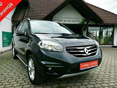 używany Renault Koleos 2.0 dCi Dynamique+ 4x4 +150 KM+Rok gwarancji GetHelp