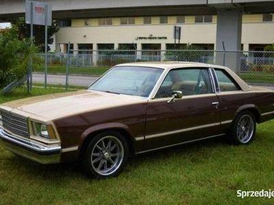 używany Chevrolet Malibu Malibu 1978 KLASYK5.0 V8 IV (1978-1983)
