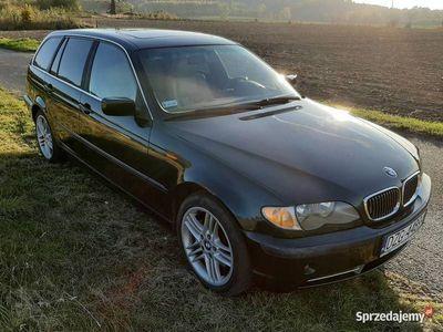 używany BMW 330 xi 4x4