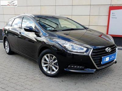 brugt Hyundai i40 1.7dm3 141KM 2016r. 69 800km 1.7 Diesel (141KM) Salon PL /Serwis ASO / I właściciel / Gwarancja