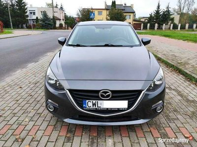 używany Mazda 3 2,0 benzyna Zarejestrowana