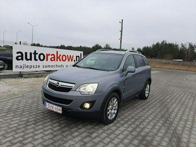 używany Opel Antara 22dm 163KM 2012r. 90 000km