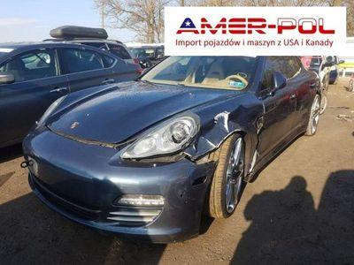 używany Porsche Panamera 2012, 3.6L, uszkodzony bok