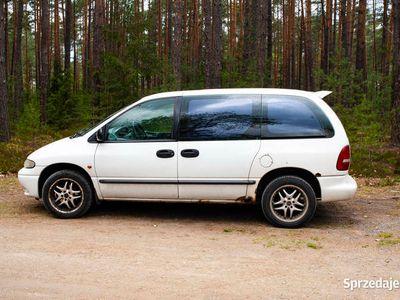 używany Chrysler Voyager 2.4 benzyna 150km, 1996r, wersja 7 osobowa.
