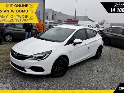 używany Opel Astra Edition 1.2 Turbo110KM Światła LED+Czujnik Deszczu+Koło Zapasowe+Opc