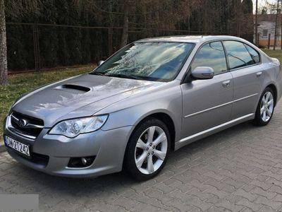 używany Subaru Legacy 2dm 150KM 2008r. 236 000km