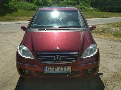 używany Mercedes A180 CDI 6 biegów