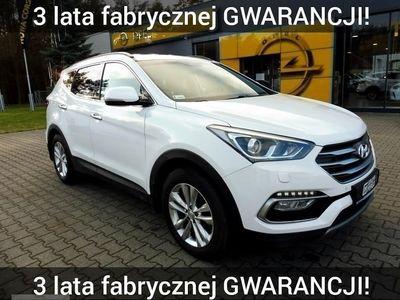 używany Hyundai Santa Fe III 2.0 Diesel 185KM Automat PREMIUM/ Salon PL/ 1-wł./ Serwis ASO/, Piła