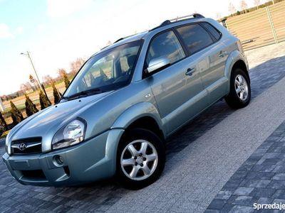 używany Hyundai Tucson 2.0 CRDi 140KM 2008r. **NAVI-ZOBACZ-WARTO**