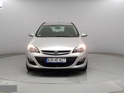 używany Opel Astra Astra 1.6dm3 110KM 2015r. 135 194km KR4F427IV 1.7 CDTI Enjoy Kombi 5DR [110KM]