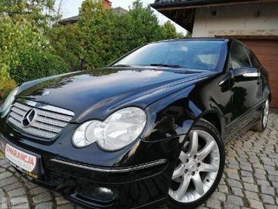 używany Mercedes C220 Klasa C W203CDI • AUTOMAT • PANAROMA • SERWISOWANY