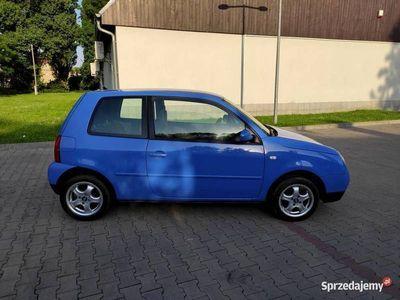 używany VW Lupo 1.4 Benzyna 75 KM Klima, Zarejestrowane w PL