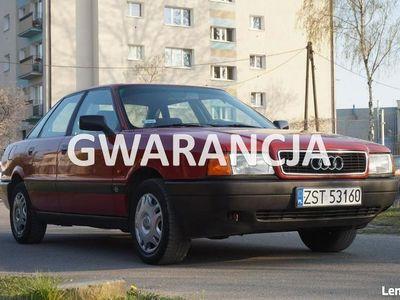 używany Audi 80 1.8 Benz REJ PL Do Jazdy Ważne Opłaty Bez BIK Zamiana Transpor