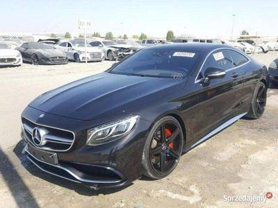 używany Mercedes S63 AMG S 63 AMG 2016 -BenzAMG 5.5L V-8 577 HP W222 (2013-)