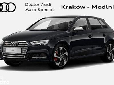 używany Audi S3 Sportback III (8V) TFSI quattro S tronic (300)