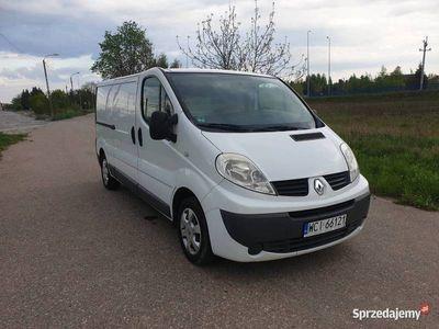 używany Opel Vivaro Trafic 147 KM Klima Long 2 Skrzydła Długi