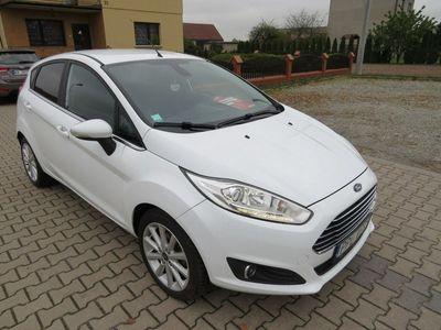 używany Ford Fiesta VIII 1.0 Benzyna Klimatronic Przebieg: 64 000 km