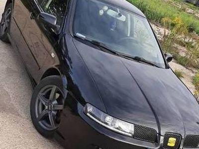 używany Seat Leon 1 2002r 1.9 TDI top sport ARL