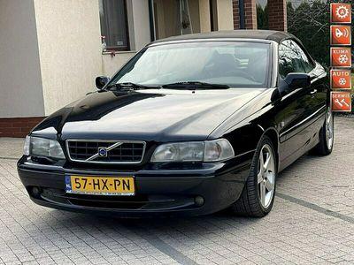 używany Volvo C70 C702.4 T Turbo 193KM Automat Wersja Comfort Cabrio Opłacony I (1997-2006)