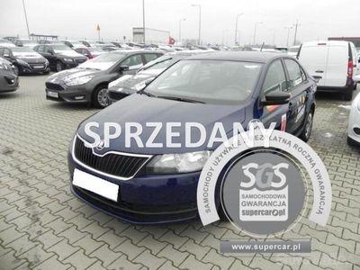 brugt Skoda Rapid sedan (limuzyna)