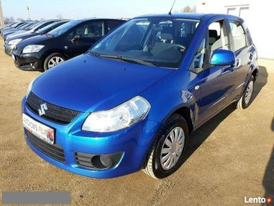 używany Suzuki SX4 I 1.6 108 KM SERWISOWANY, KLIMA,Elektryka, Zadbany, Stan B.Dobry