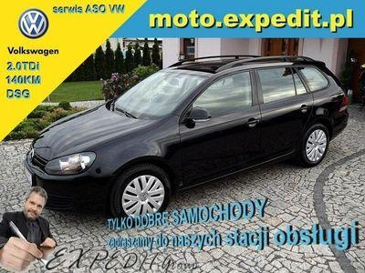 używany VW Golf 2dm 140KM 2011r. 98 500km