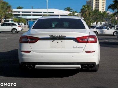 używany Maserati Quattroporte