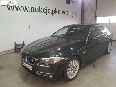 begagnad BMW 525 525 2dm3 218KM 2015r. 183 783km Seria 5 [F10] d xDrive Luxury Line