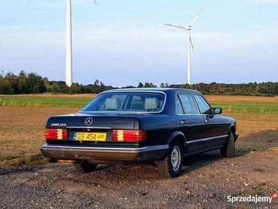 używany Mercedes 500 W126Sel