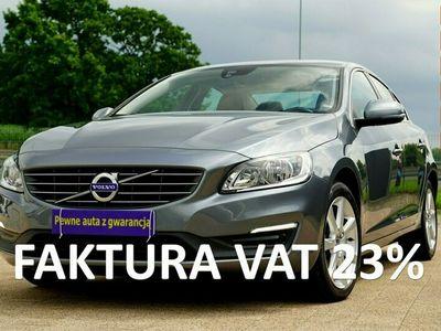 używany Volvo S60 MOMENTUM skóra nawi ALUSY parktronik LEDY pełna elek. ZAMIANA vat 23 II (2010-)