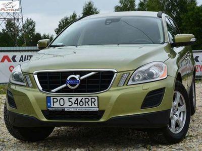 używany Volvo XC60 2.4 2.4 D5 163KM, 1 wł, salon PL, fvat 23% automatyczna klima.